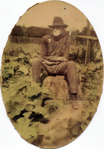John A. Gaskins, son of Harmon Gaskins, born 8 September 1854, died 22 June 1926.