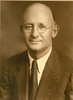 Alvah W. Gaskins, Sr., circa 1930. He was the son of Fisher W. and Christian (Peterson) Gaskins.