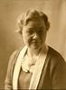 Fannie (Peeples) Gaskins, wife of Alva Gaskins, daughter of Henry Berryman and Ellen (Byrd) Peeples.