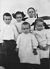 Gray Siblings and Aunt Beckie Stewart