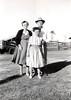 Ella Gray, Edna & Hapm Stewart