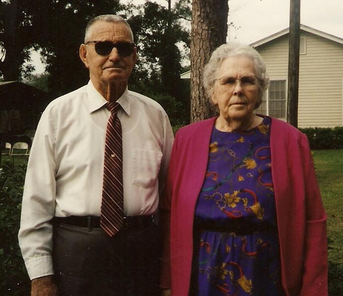 Olem and Audra Gray Bennett