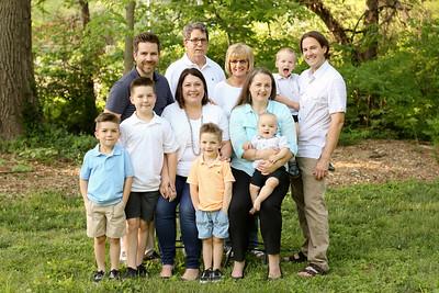 Gamber Extended Family- 2018