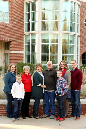 George Family- Fall 2017