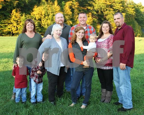 Glover-Roeske Family 2016