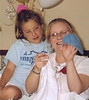 Jessica and Gretchen