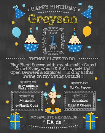 GreysonBirthdayBoyChalk
