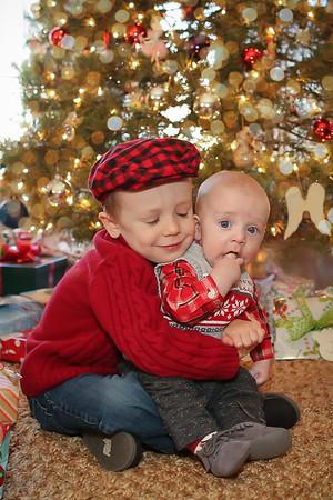 HOWD- CHRISTMAS MINI- 2017
