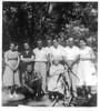 William Churchill Hall Family (Identifications needed)<br /> Photo courtesy of Johnny Hall