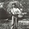 Adolphus Hammond in his garden.<br />  (Submitted by Jo Ann Hammond Crews)