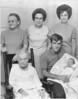 Harrell family - six generations