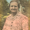 Ollie Mae Cowart Hayes, wife of Winford Winfield Hayes, married November 30, 1913 in Berrien County, Ga. She was born July 14, 1900 in Sarasota, Florida. She December 31, 1976 in Cook County, Ga. Photo courtesy of Joan Sirmans