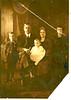 Lillie Rowan and G. W. Hutchinson , Novelle (right), Glen (left), and Joseph (baby)