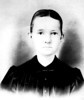 """Amanda (Hutchinson) Juhan, daughter of Henry G. and Sara R. (McKewen) Hutchinson. She married Oliver Hazard Perry Juhan October 24, 1850 in Gwinnett County, GA. Oliver was killed in the Battle of the Wilderness on May 7, 1864. After Oliver was killed, Amanda's father, Henry G. Hutchinson, went to Gwinnett County and moved Amanda and her family to Berrien County. Amanda is buried in Adel's Woodlawn Cemetery.<br /> (Courtesy of Will Hutchinson)<br /> (Note: Family of the third child of Oliver and Amanda (Hutchinson) Juhan, Elizabeth Rebecca (Juhan) Godwin, can be found in the Godwin gallery, <a href=""""http://berriencounty.smugmug.com/gallery/4337213_K9oCE/1/254864831_2BRYi#254864831"""">http://berriencounty.smugmug.com/gallery/4337213_K9oCE/1/254864831_2BRYi#254864831</a>)"""