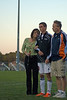 2010 Soccer<br /> September 30, 2010<br /> Seniors Recognized<br /> 031