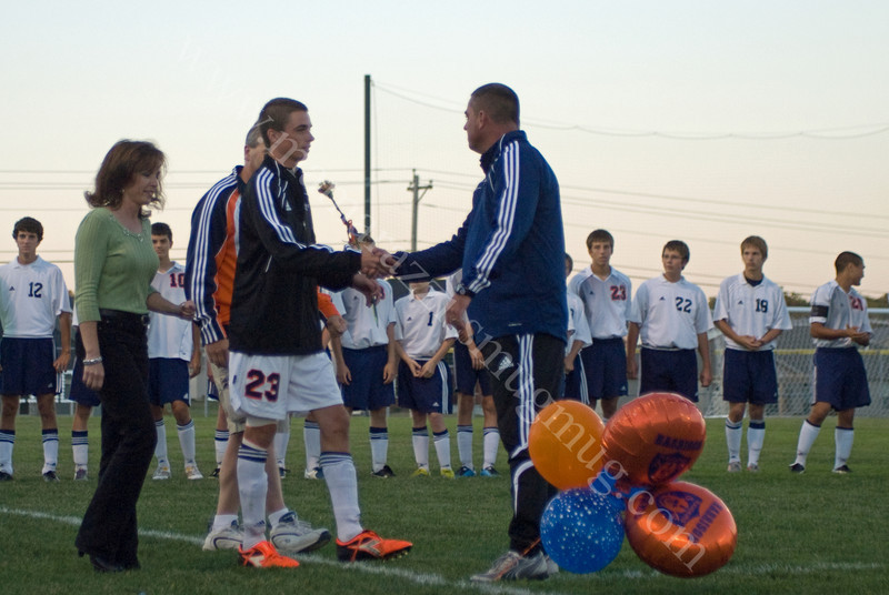 2010 Soccer<br /> September 30, 2010<br /> Seniors Recognized<br /> 033