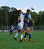 September 9, 2008<br /> Harrison Raiders vs McCutcheon Mavericks<br /> JV High School Soccer Game
