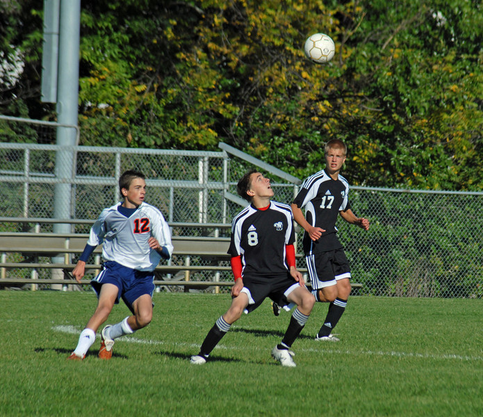 Western Panthers vs Harrison Raiders  <br /> October 4, 2008    <br /> JV Cup Soccer Tournament hosted by West Lafayette Red Devils