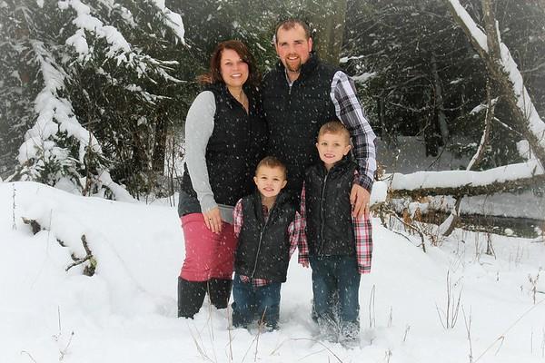 Haskins/Roeske Families