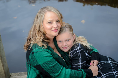 Heather & Ayla-Mother daughter session
