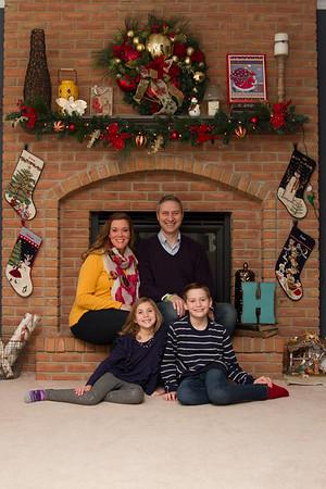 Hildebrand Family 2017