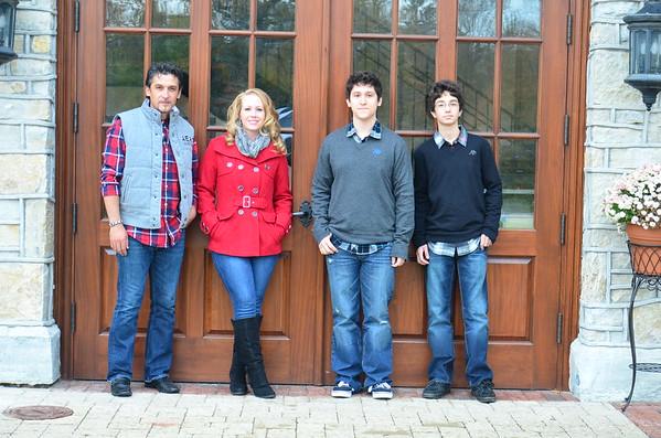 Hougland/Juric Family