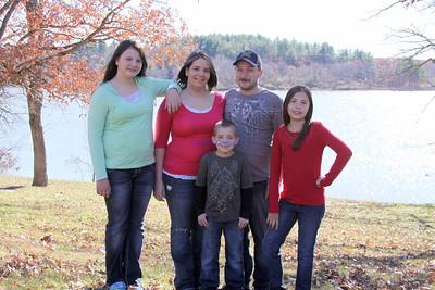 Howard Family / Nov 2013