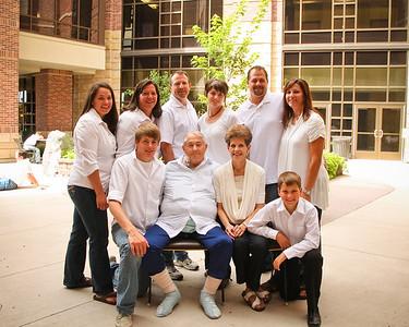 Muir Family 26 August 2012