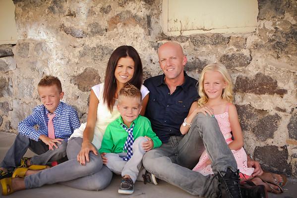 Pedersen Familiy 12 Sept 2013