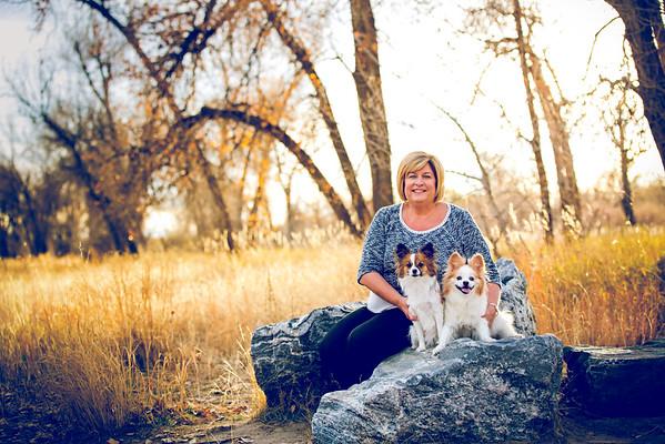 Kathy & Family