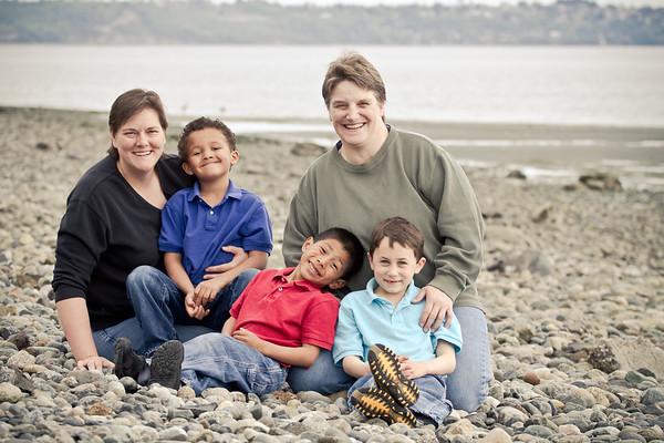 Kendra Field Family
