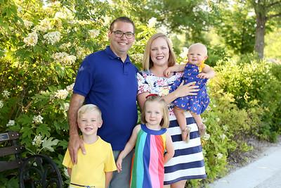 Kunderman Family- Summer 2018