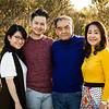 L Bong Extended Family-
