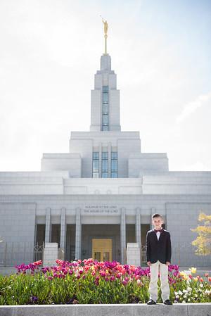 Everett Baptism