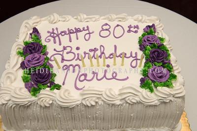 Marie's 80th Birthday Party | Heidi Hanson Photography