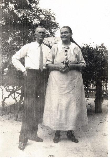 Sirman and Mollie May