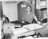 Jackson Moore at desk