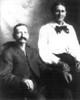 Missouri Morris and Richard Rockett
