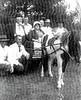"1956 Berrien County Centennial<br /> Kissam Devane, Willard Nix, Joe Varn Nix, Charlie Gray, Nancy Swain Nix, Joe Brown Nix, Willie Edd Culverhouse, James Robert ""J. R."" Nix<br /> Photo courtesy of Frances Gray Plair"