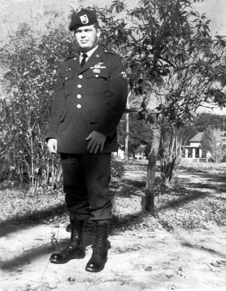 Hayne Norton, US Army<br /> Served with the 5th Special Forces in Vietnam from May 1967 - November 1967