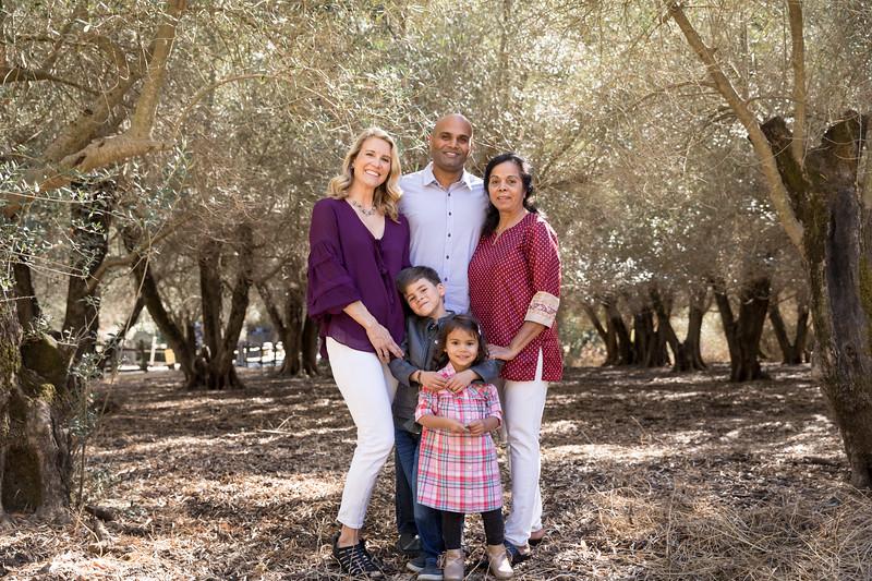 Patel Family - The Wild Bloom Studio