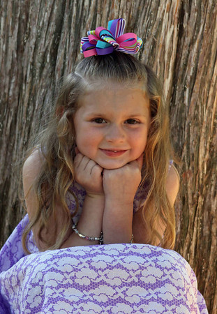 Miss Baylee   Five Year Session