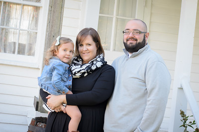 Montgomery Family 2015