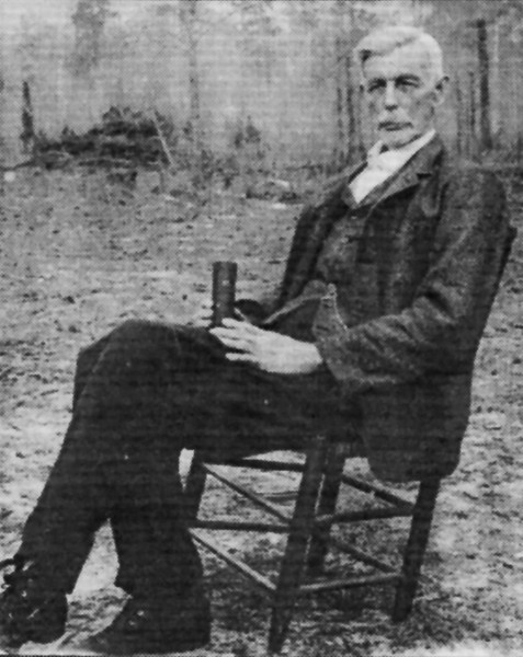 "William Hnry ""Dick"" Outlaw (1840-1910)"
