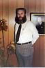 1976 Arlie Parker Jr with beard for Bicentennial