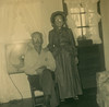 Arlie Parker, Sr. with wife, Mary Jane Nash Parker dressed up for Berrien County's Centennial in 1956. (Courtesy of Skeeter Parker)