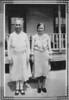 Martha Ann Harper Nash and Mary Jane Nash Parker, crica 1920s-30s. (Courtesy of Skeeter Parker)