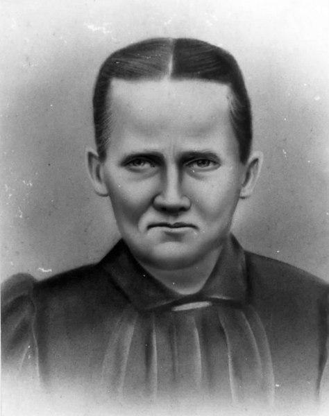 -------------------Martha (Williams) Patten, wife of Matthew Patten. The couple were married in 1865-----------------<br /> Photo courtesy of Audrey (Patten) Folsom----