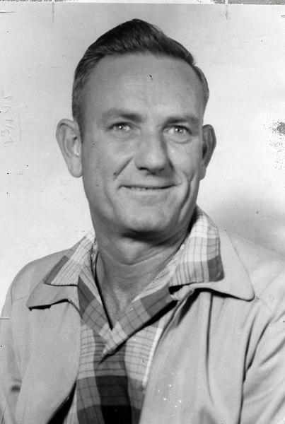 -----------Thomas Patten, circa 1950s, Ray City resident--------