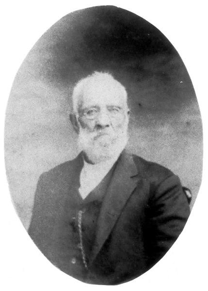 James Patten, became a Primitive Baptist preacher about 1860